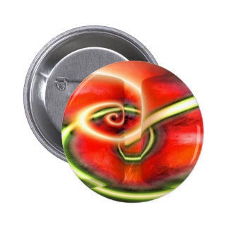 Abstract 6 Cm Round Badge