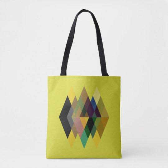 Abstract #726 tote bag