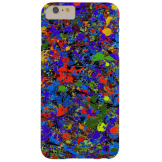 Abstract #738 barely there iPhone 6 plus case