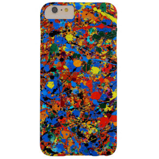 Abstract #744 Veronica Barely There iPhone 6 Plus Case