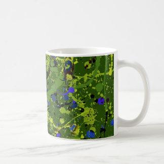 Abstract #903 coffee mug
