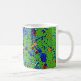 Abstract #905 coffee mug