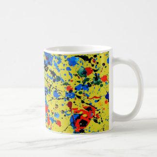 Abstract #907 coffee mug
