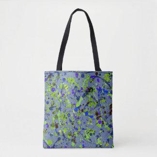 Abstract #911 Customizable Tote Bag