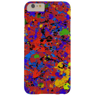 Abstract #912 barely there iPhone 6 plus case