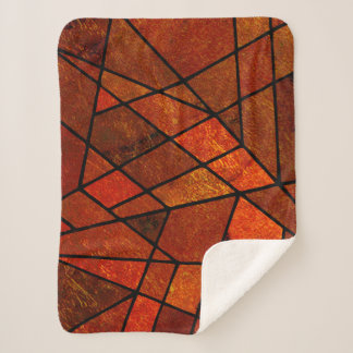 Abstract #985 sherpa blanket