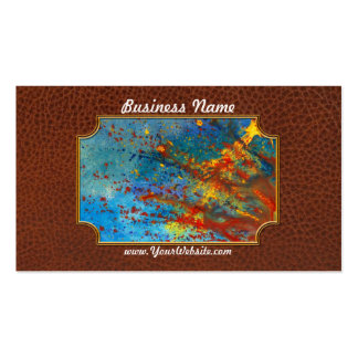 Abstract - Acrylic - Just another Monday Business Cards