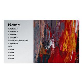 Abstract - Acrylic - Rising power.jpg Business Card Templates