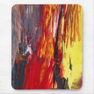 Abstract - Acrylic - Rising power.jpg Mouse Pad