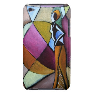 Abstract African Woman iPod Touch Case