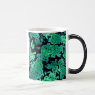 Abstract Algae Mugs