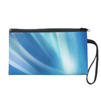 Abstract and Pattern 2 Wristlet