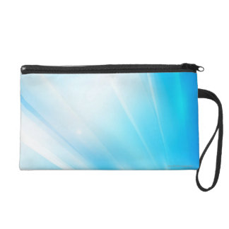 Abstract and Pattern Wristlet