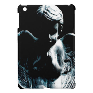Abstract Angel Baby Statue Cover For The iPad Mini