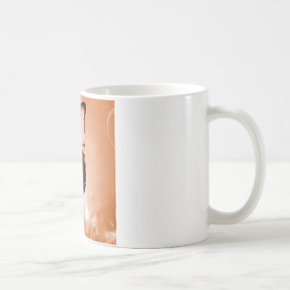 Abstract Animal Butterfly Brown Mugs