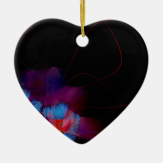 Abstract Animal Butterfly Flight Ornament
