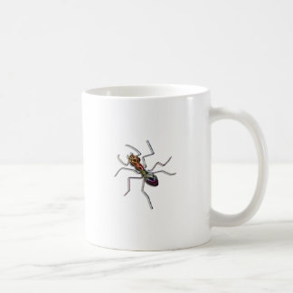 Abstract ant. coffee mug