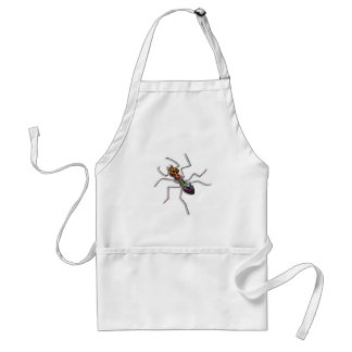 Abstract ant. standard apron