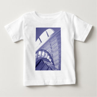 Abstract architecture design baby T-Shirt