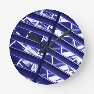 Abstract architecture design clocks