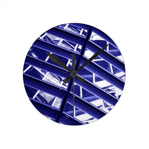 Abstract architecture design clocks