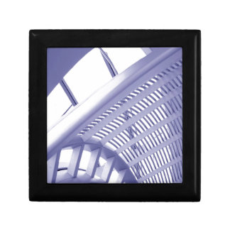 Abstract architecture design gift box