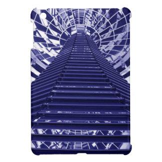 Abstract architecture design iPad mini cover
