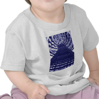 Abstract architecture design t-shirt