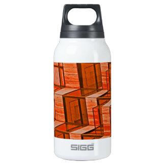 Abstract Architecture - Orange