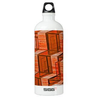 Abstract Architecture - Orange SIGG Traveller 1.0L Water Bottle