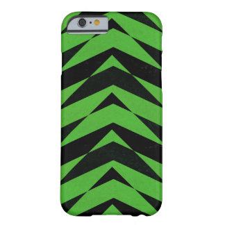 Abstract arrows pattern barely there iPhone 6 case