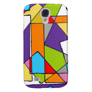Abstract Art 1 Galaxy S4 Case