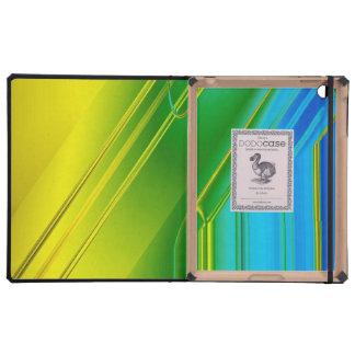 Abstract Art 78 DODO iPad Folio Cases iPad Case