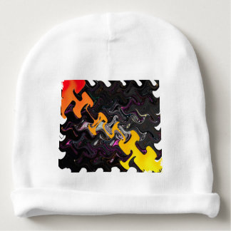 Abstract Art Baby Beanie