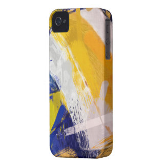 Abstract Art Beach Volleyball iPhone 4 Case