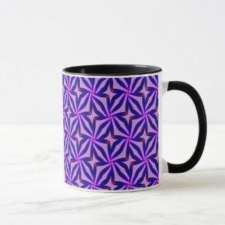 Abstract Art Blue Background Mug