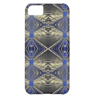 Abstract Art ( Blue Repeater )  Iphone 4 Case
