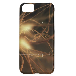 Abstract Art ( Bronze Tentical )  Iphone 4 Case