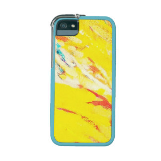 Abstract Art Cover For iPhone 5/5S