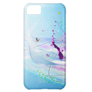 Abstract Art ( Chaotic Paint Burst ) Iphone 4 Case
