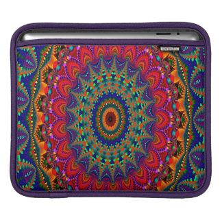 Abstract Art Colorful Ka iPad Sleeve