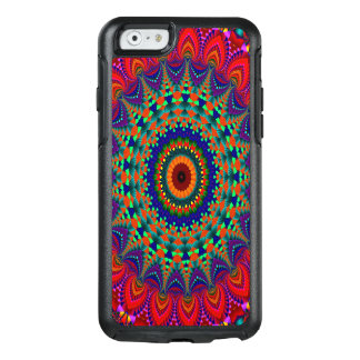 Abstract Art Colorful Kaleidoscope OtterBox iPhone 6/6s Case