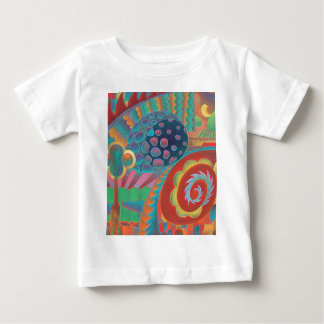 Abstract Art - Colorful T-shirt