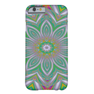Abstract Art Concentric Design Barely There iPhone 6 Case