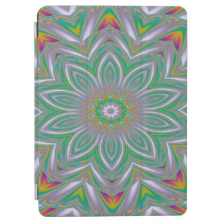 Abstract Art Concentric Design iPad Air Cover