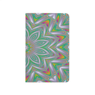 Abstract Art Concentric Design Journal