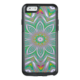 Abstract Art Concentric Design OtterBox iPhone 6/6s Case