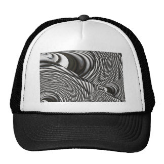 Abstract Art Contemporary Modern Art Cap