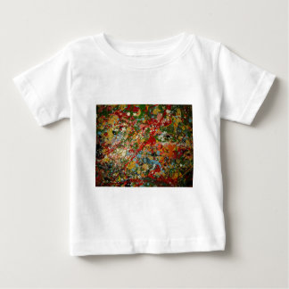 abstract art design baby T-Shirt
