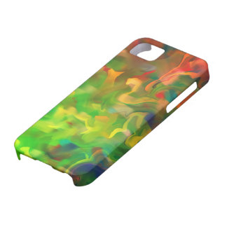 Abstract Art Design Number 3 iPhone 5 Cover